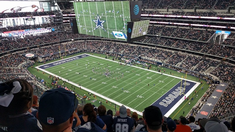 Breakdown Of The AT&T Stadium Seating Chart | Dallas Cowboys