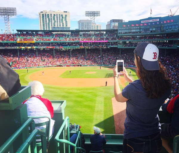 Obstructed View Seats at Fenway Park, Home of the Boston Red Sox