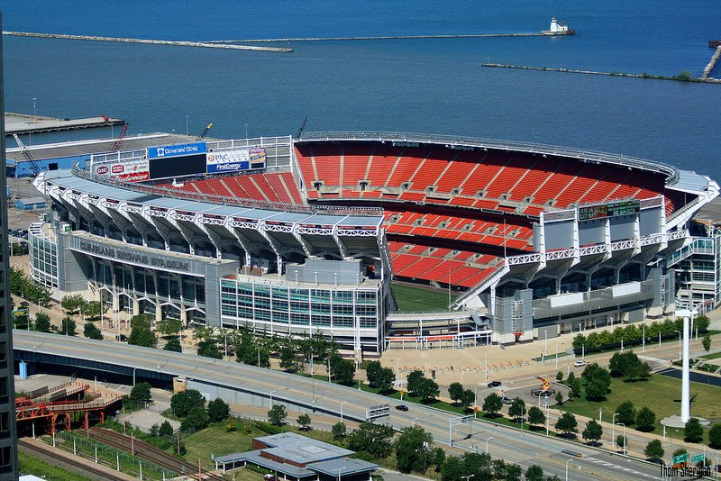 FirstEnergy Stadium: Home of the Cleveland Browns
