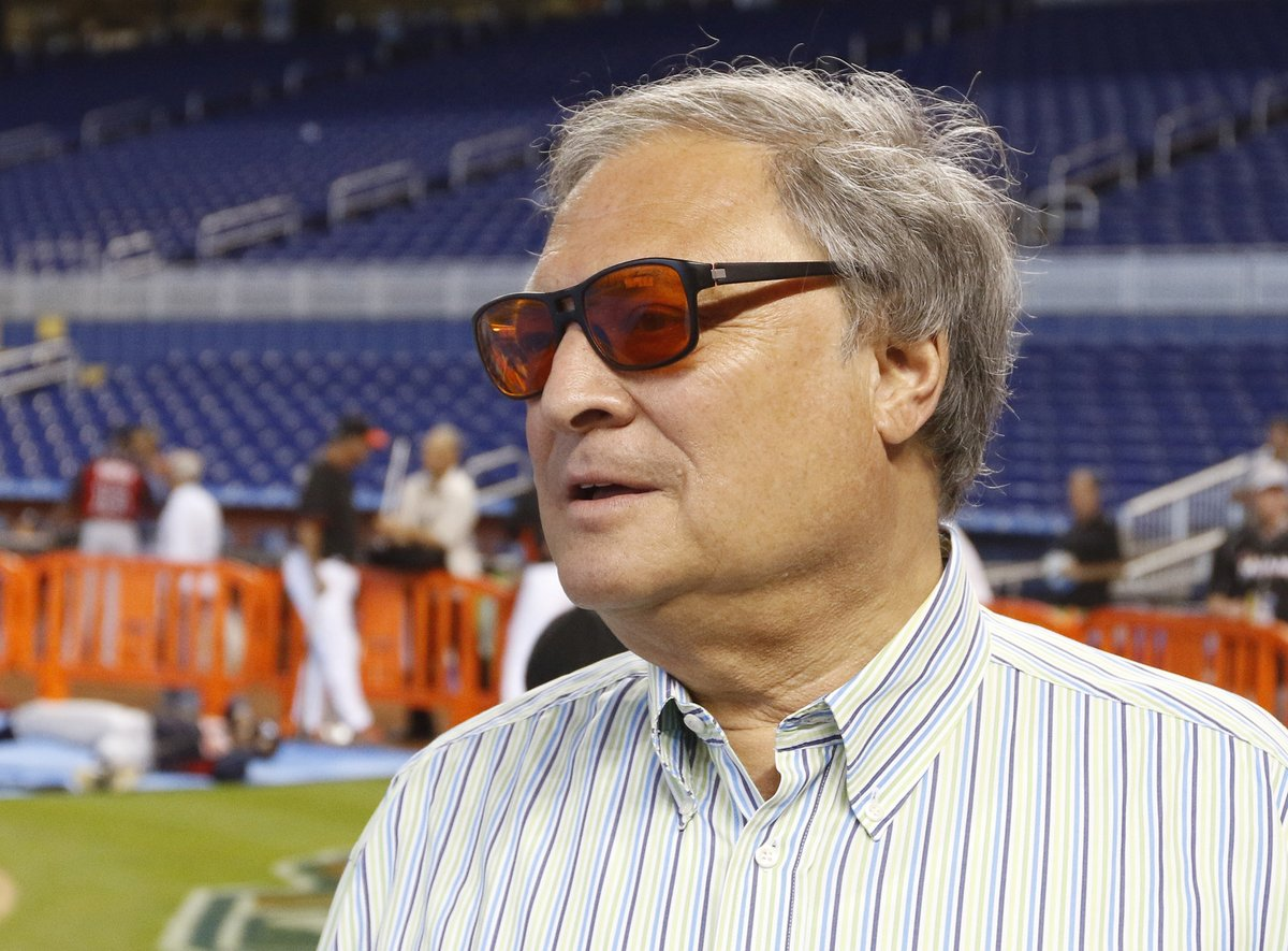 Jeffrey Loria, Owner of the Miami Marlins