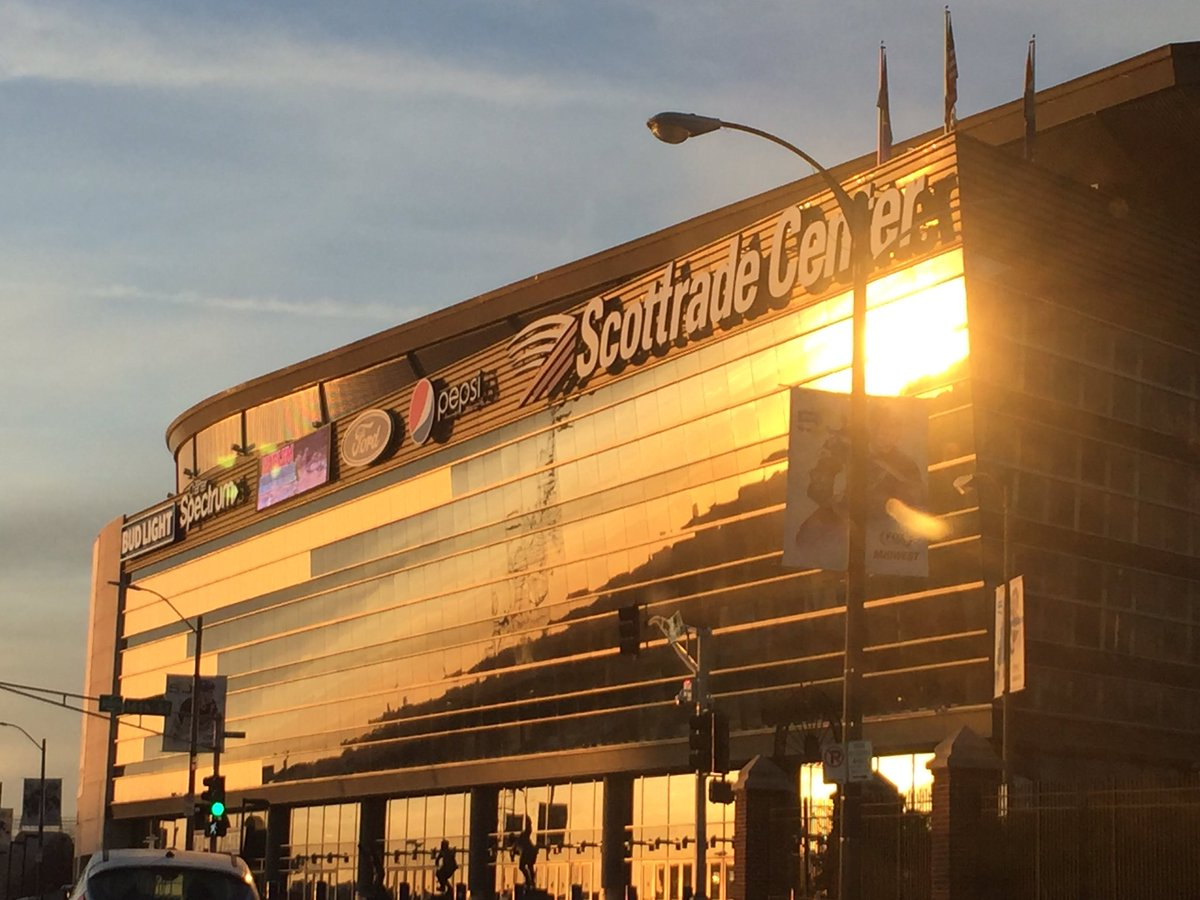 The Scottrade Center, Home of the St. Louis Blues