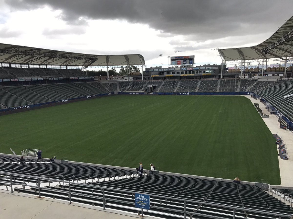 Stubhub Center, Temporary Home of the Los Angeles Chargers
