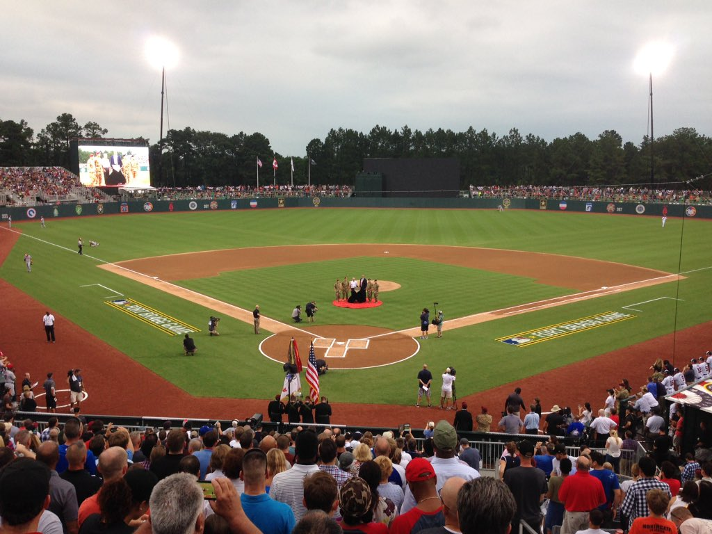 Fort Bragg Game - Atlanta Braves vs. Miami Marlins