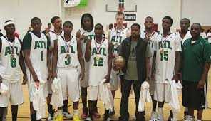 Atlanta Celtics AAU team.