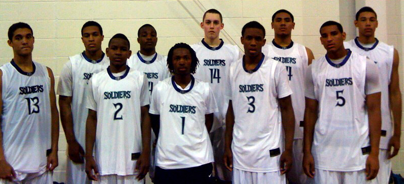 Oakland Soldiers AAU team.