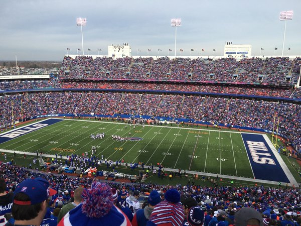 New Era Stadium, Home of the Buffalo Bills
