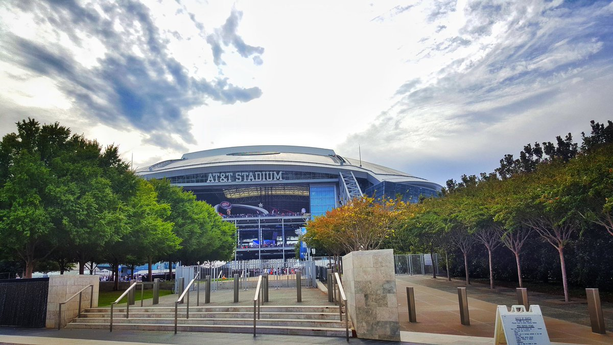 AT&T Stadium, Home of the Dallas Cowboys