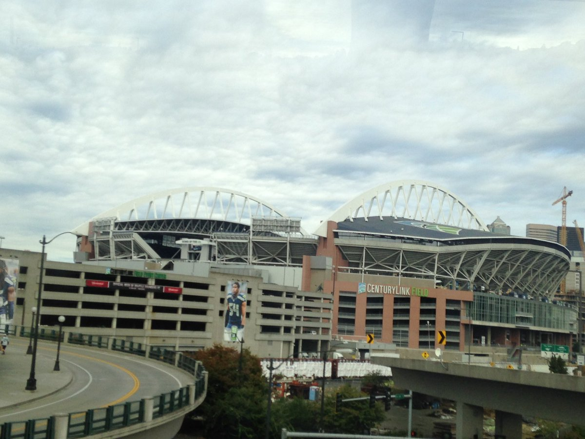 CenturyLink Field, Home of the Seattle Seahawks