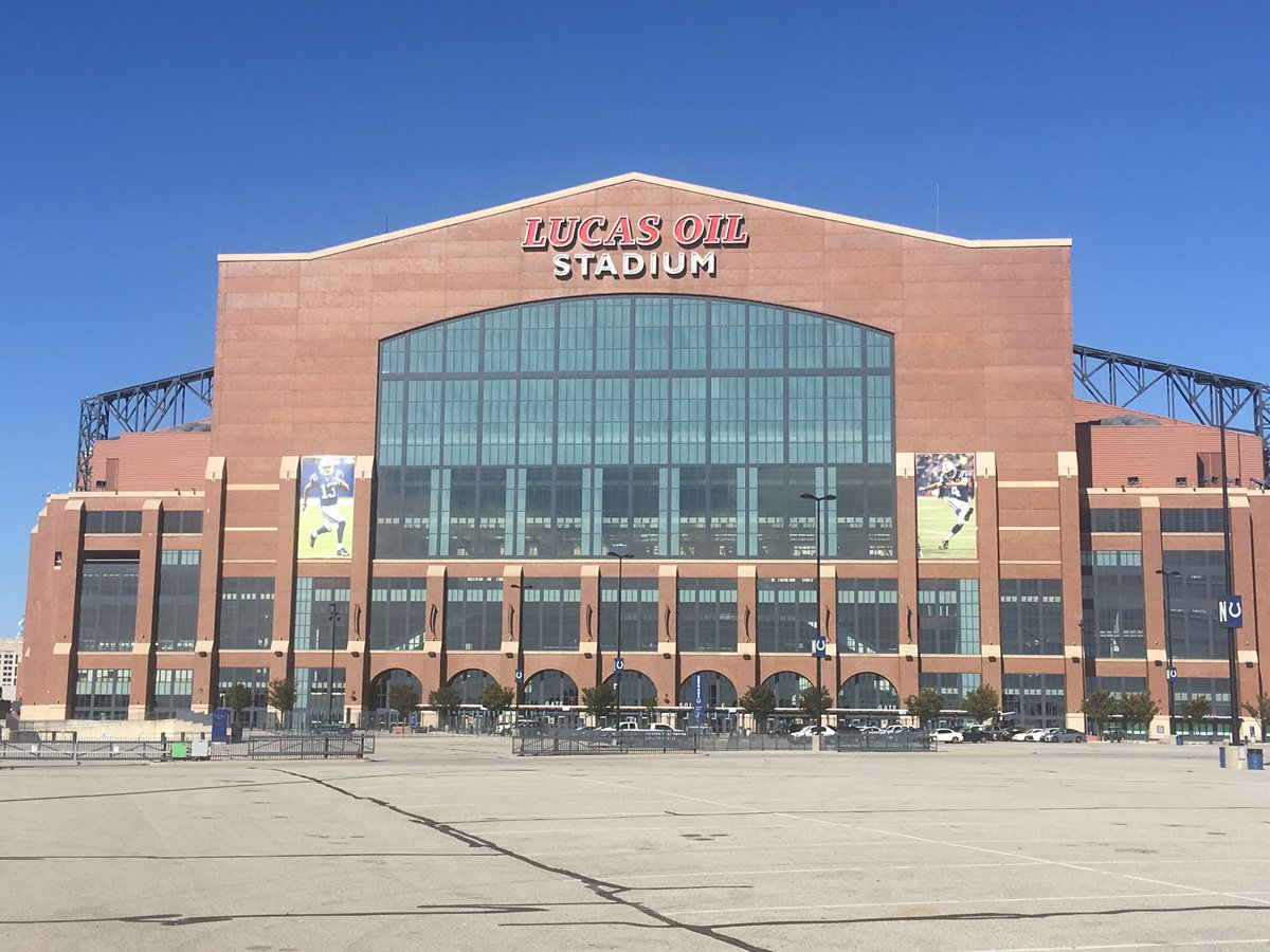 Lucas Oil Stadium, Home of the Indianapolis Colts