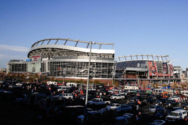 Sports Authority Field at Mile High Stadium, Home of the Denver Broncos