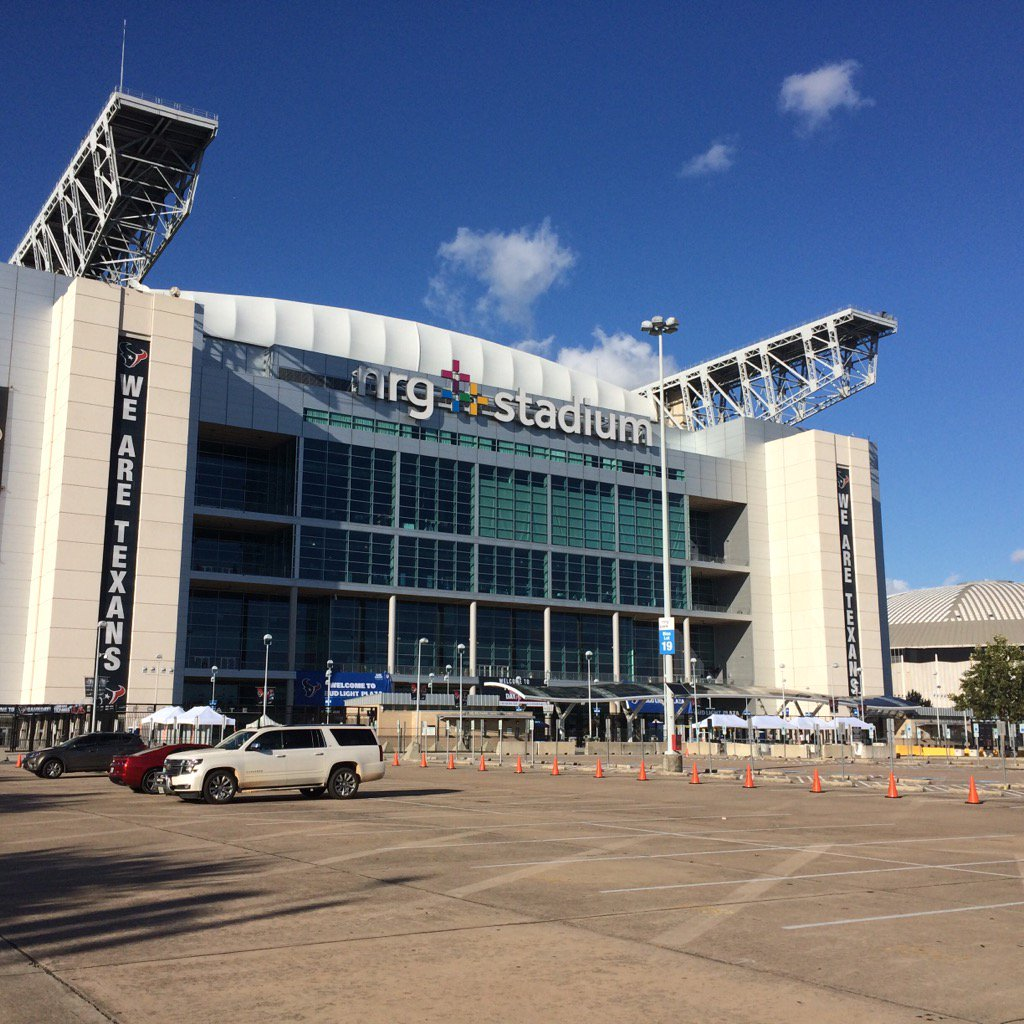 NRG Stadium, Home of the Houston Texans
