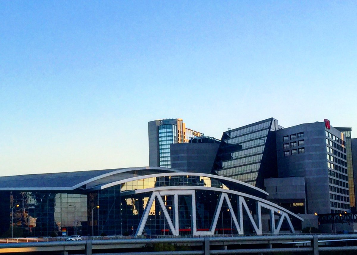 Philips Arena, Home of the Atlanta Hawks