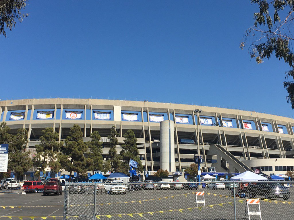Qualcomm Stadium, Home of the San Diego Chargers