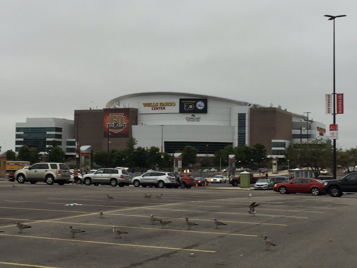 Wells Fargo Center, Home of the Philadelphia 76ers