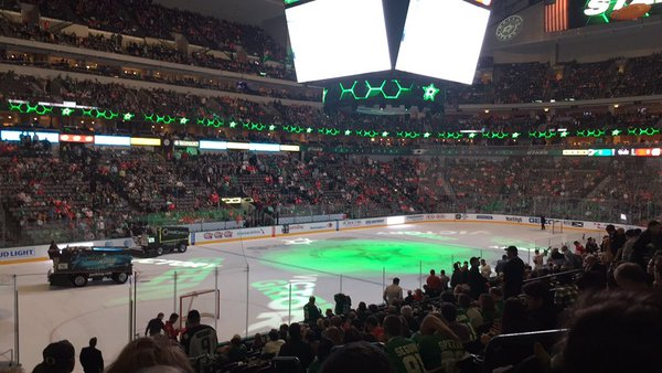 American Airlines Center, Home of the Dallas Stars
