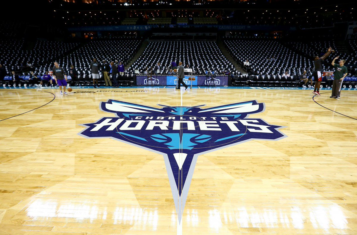 Spectrum Center, Home of the Charlotte Hornets