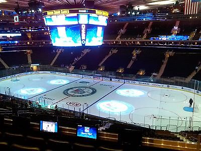 Madison Square Garden, Home of the New York Rangers