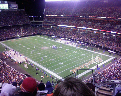 FirstEnergy Stadium, Home of the Cleveland Browns