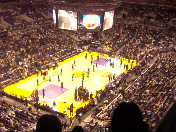 Staples Center - Lakers