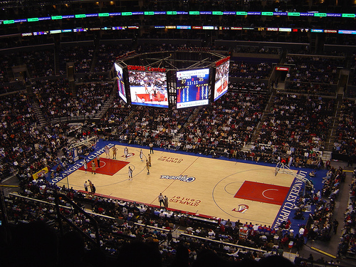 Staples Center - Clippers