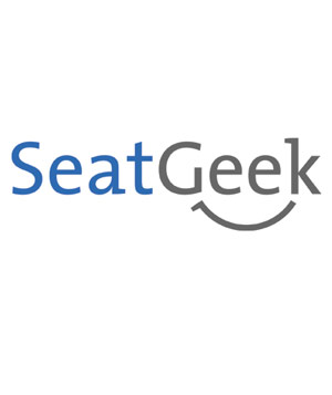 SeatGeek logo.