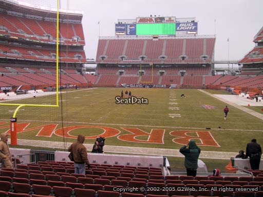 Seat View from Section 148 at FirstEnergy Stadium ...