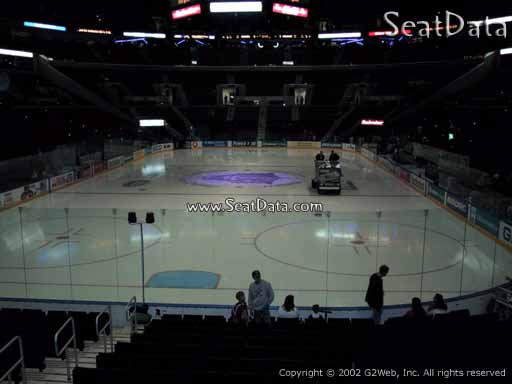 Seat view from section 108 at the BB&T Center, home of the Florida Panthers