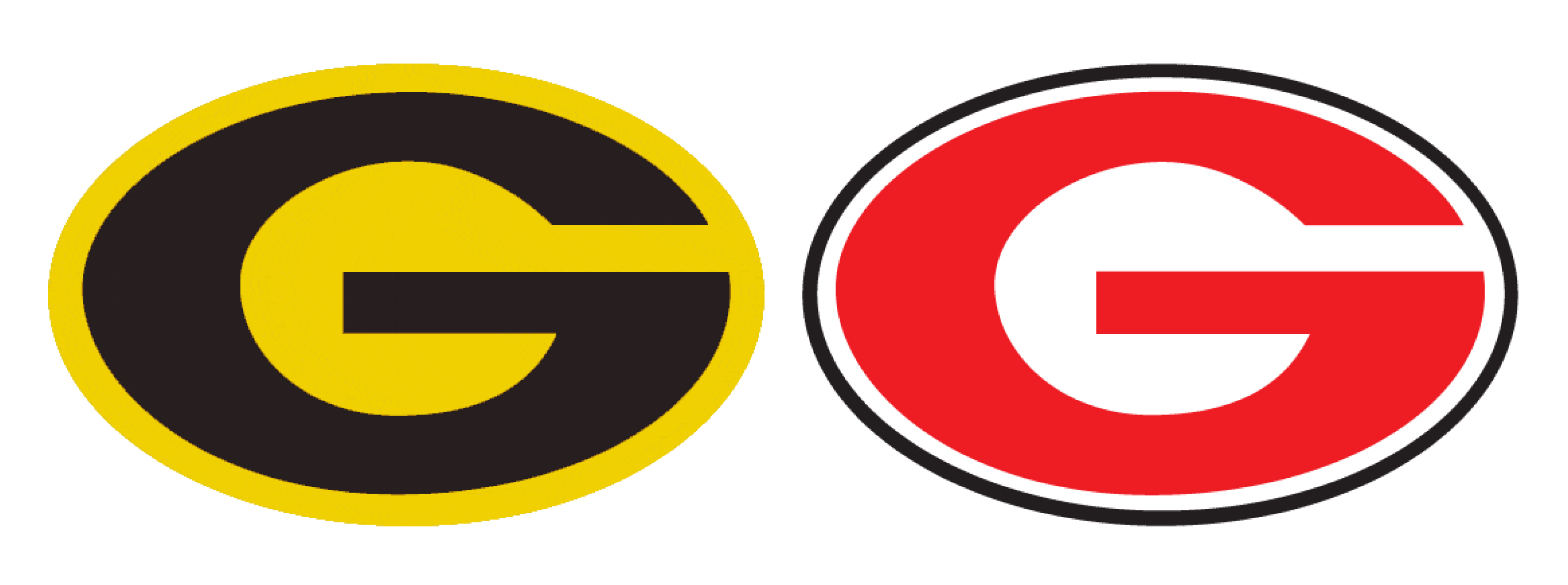 Georgia and Grambling State Logos
