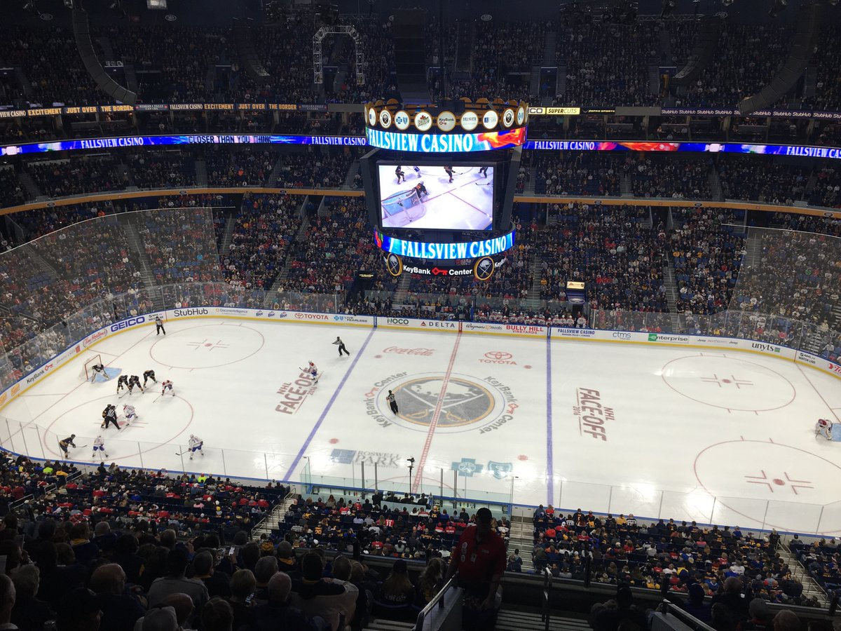 KeyBank Center, Home of the Buffalo Sabres
