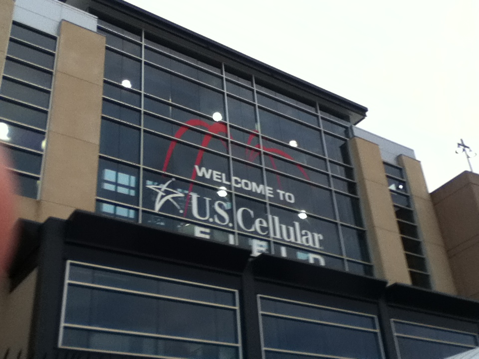 U.S. Cellular Field, Home of the Chicago White Sox