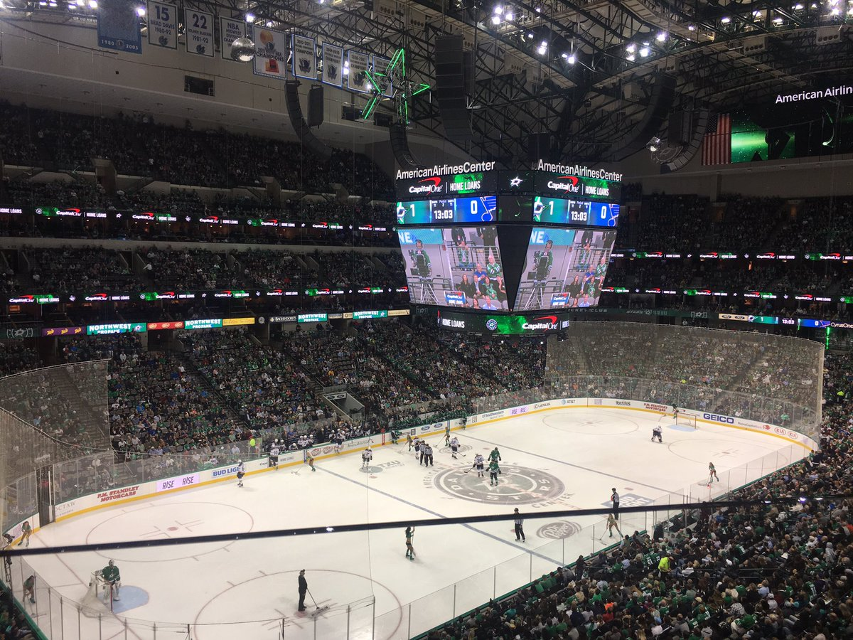 American Airlines Center To Add New Premium Seating Area