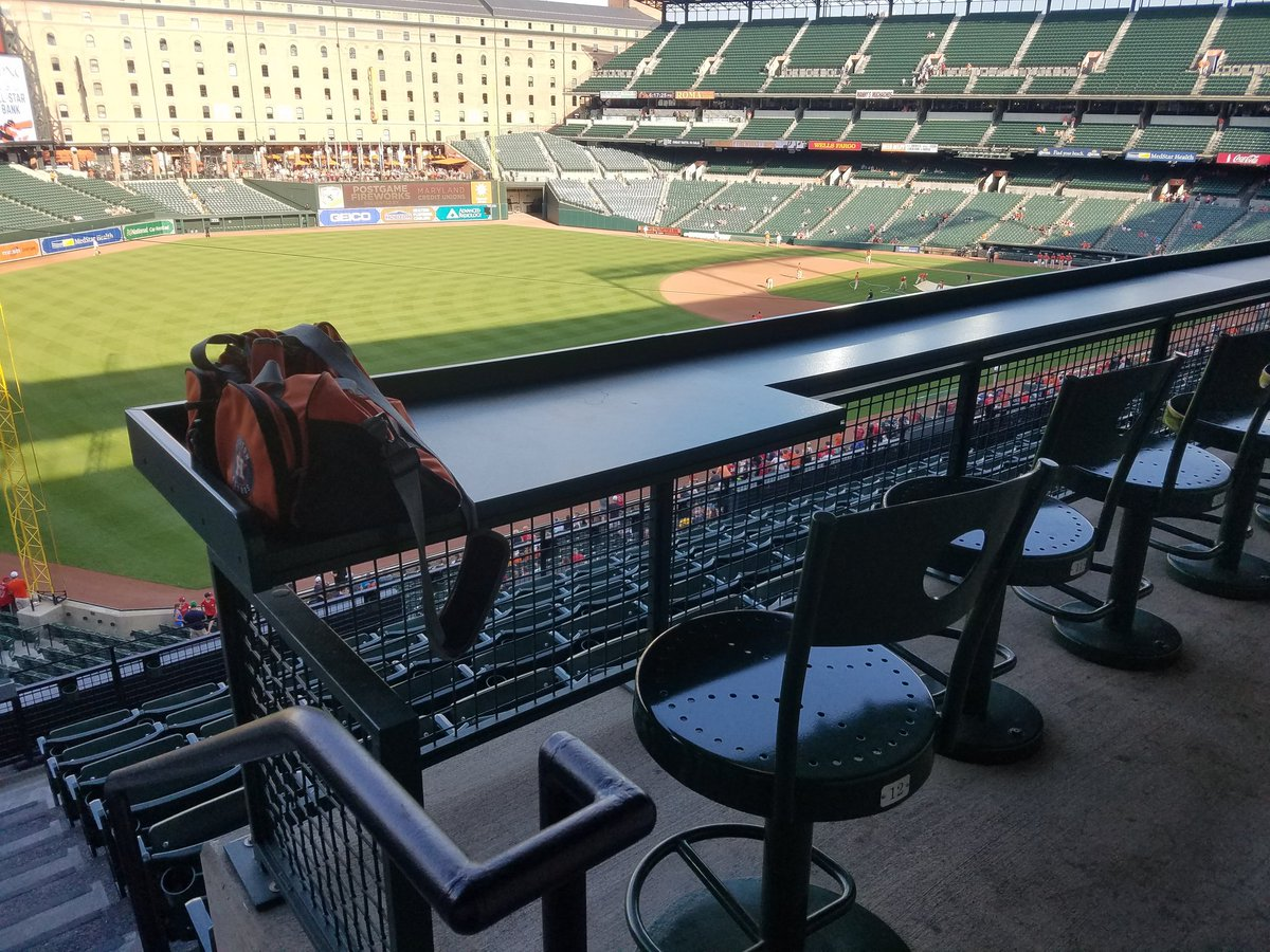Breakdown Of The Camden Yards Seating Chart | Baltimore Orioles on