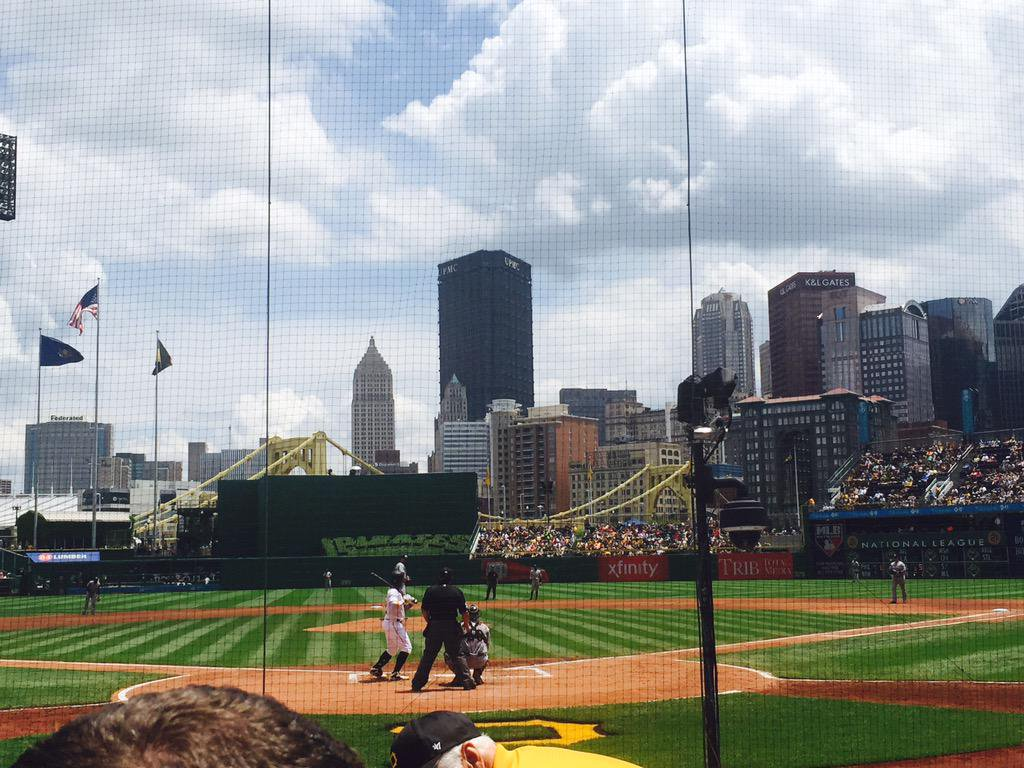Breakdown Of The PNC Park Seating Chart   Pittsburgh Pirates