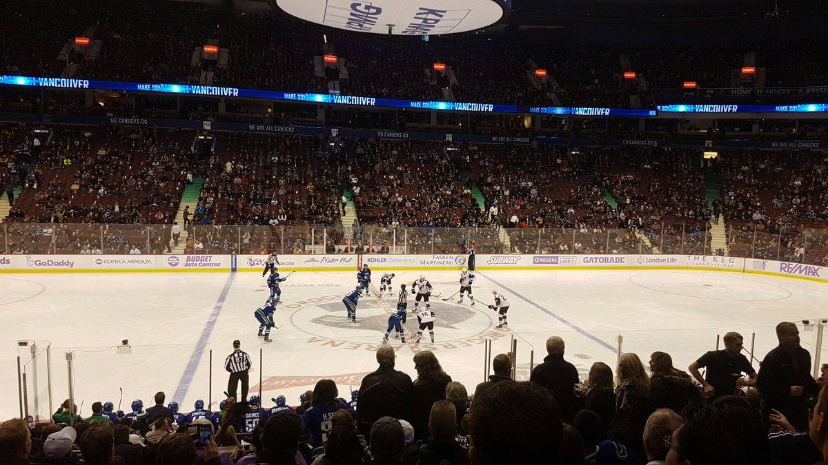 more photos 9a8f7 e1287 Why Do Vancouver Canucks Fans Throw Salmon Onto The Ice ...