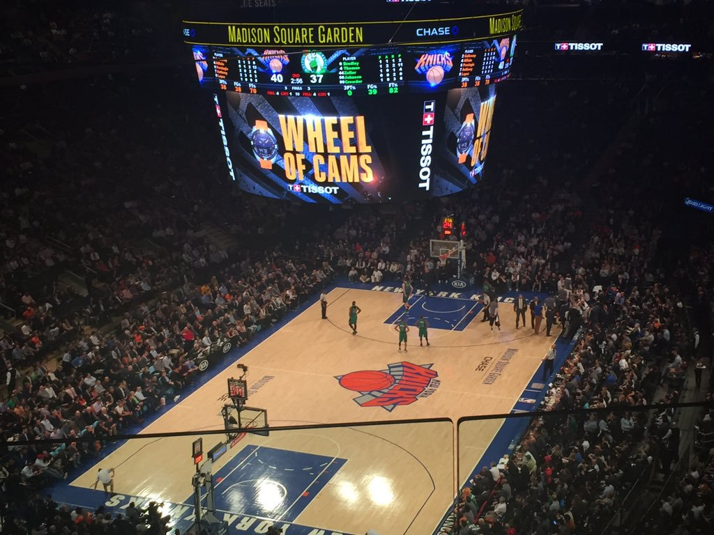 Madison Square Garden: Breakdown Of The Madison Square Garden Seating Chart