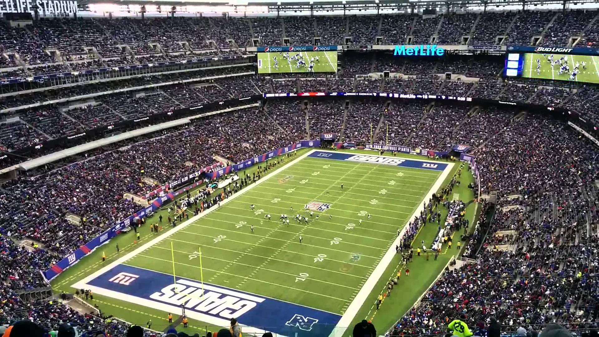 5457b75e613 Metlife Stadium Seating Chart, Views and Reviews | New York Giants