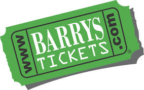 Barry's Tickets Logo