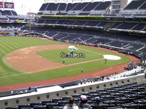 Seat View From Section 214 At Petco Park Home Of The San Go Padres